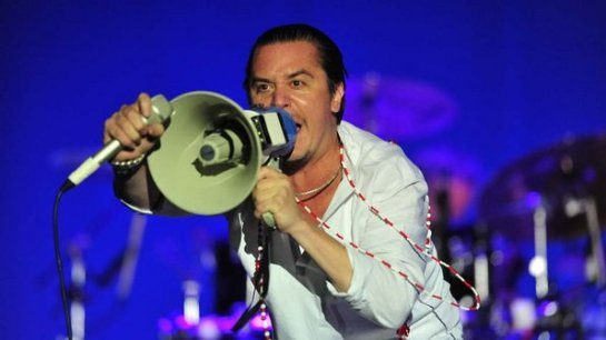 Mike Patton FNM em SWU