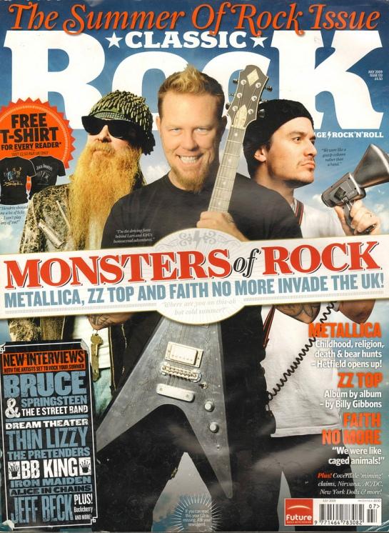 classicrock 2009 capa