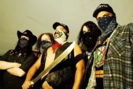 Brujeria faz show em São Paulo na ClashClub