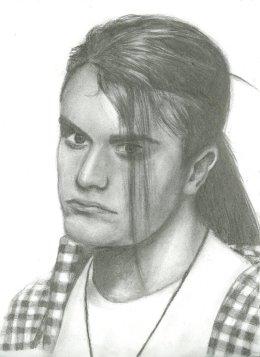 Mike Patton Fan Art – Os melhores desenhos  e imagens reproduzidas de MikePatton