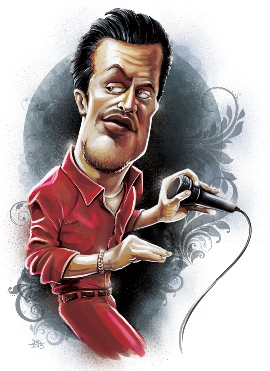 mike patton by shannont