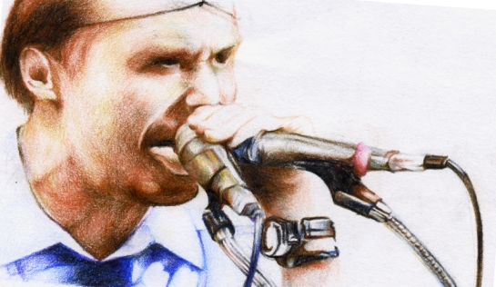 mike patton in colour by childproof
